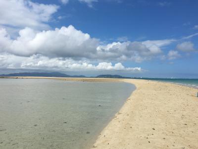 幻の島へ(石垣島)