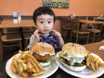 1歳7ヶ月◎子連れグアム(1日目)