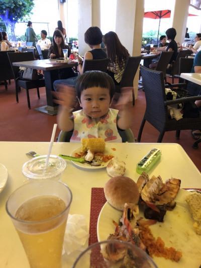 1歳7ヶ月◎子連れグアム(2日目)