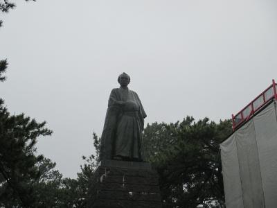 新緑の高知・広島・九州と韓国クルーズ(その1 高知)