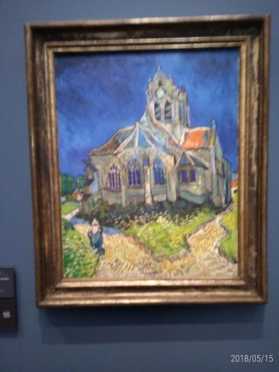 パリ滞在の最後の日、オルセー美術館へ