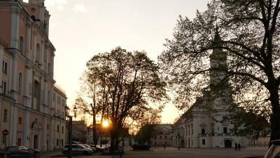 2018GWバルト3国 その2~リトアニア・カウナス