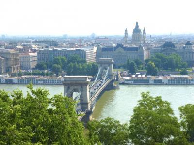 中欧ヨーロッパ8日間の親娘旅②