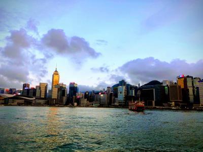 弾丸ひとり香港旅行【1日目 到着まで】