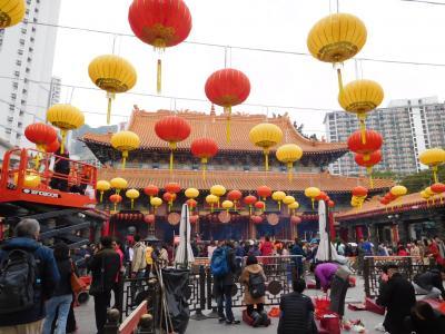 世界3週目 旅の始めはクアラルンプール・香港旅行 ③香港