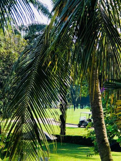 2018 GW  シンガポール・クアラルンプールの旅 ③ =クアラルンプール郊外のリゾートでゴルフ合宿!? 1日目=