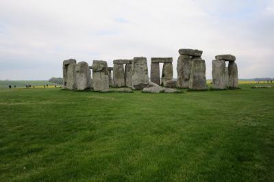 お陰様で老夫婦がロンドンを観光できました。