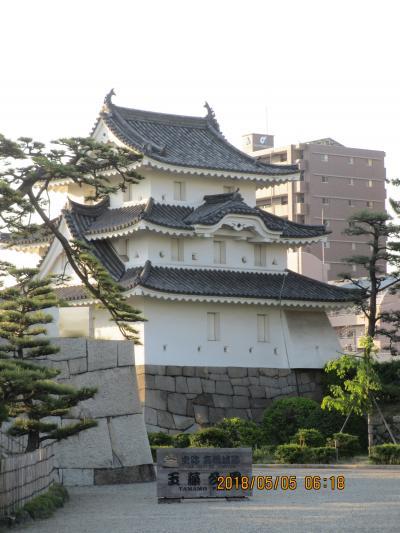 せとうち美術館めぐり(8/11)琴電・玉藻公園編