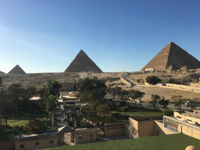 エティハド航空ビジネスクラスで行くエジプト・カイロ