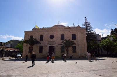ギリシャ(15)  クレタ島3 イラクリオン旧市街