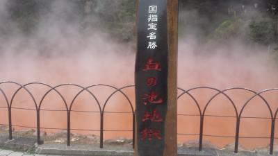 春の湯布院・別府温泉 満喫の旅