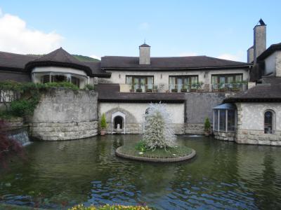 今年も箱根観光を行う⑪箱根ガラスの森美術館を訪問・・その1