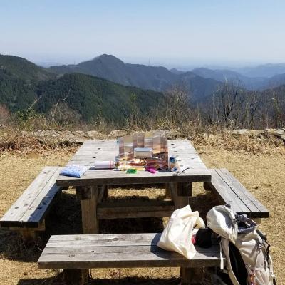 2018 今年も山ゴハン始めました~山岳信仰の御岳山~