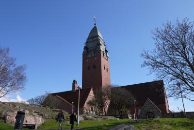 今年のGWは北欧のスウェーデンへ その4 いい天気になったヨーテボリの街を更に歩きまわる