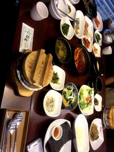 利川陶芸祭り・韓国民俗村へ