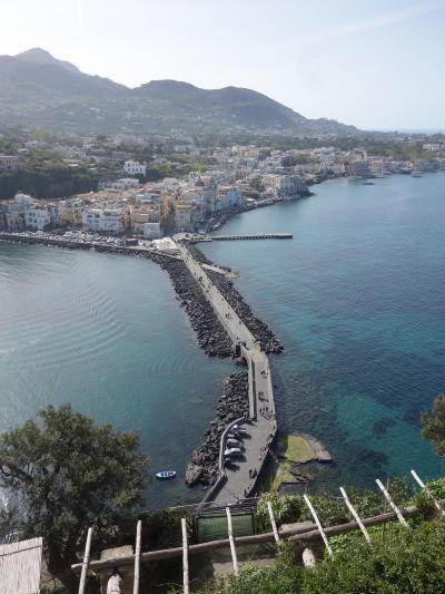 下見のナポリ、イスキア島6日間