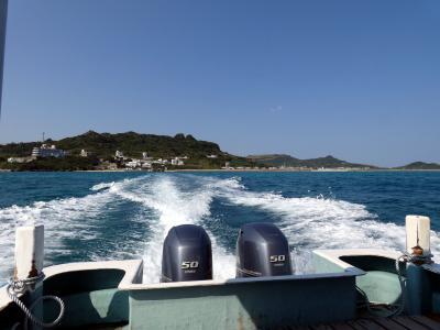 25.春季キャンプを訪ねる沖縄3泊 沖縄本島南部観光その2 知念海洋レジャーセンターグラスボート