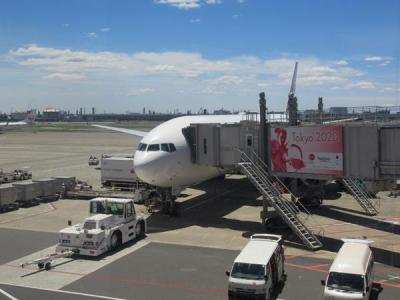 沖縄2018初夏(1)JAL空旅で沖縄へ、ホテル日航アリビラへ