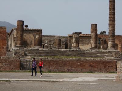 8つの世界遺産を巡る南イタリアの旅 ③ ポンペイ