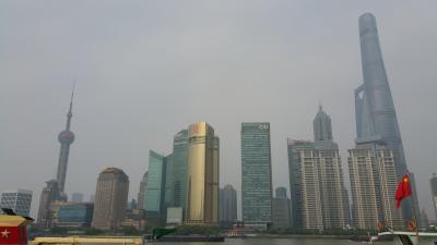 二度目の上海旅行