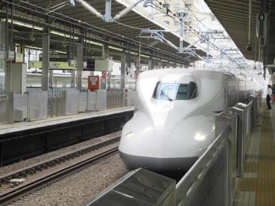 名古屋めし三昧旅(1)新幹線こだまで名古屋へゆったりグリーン車旅