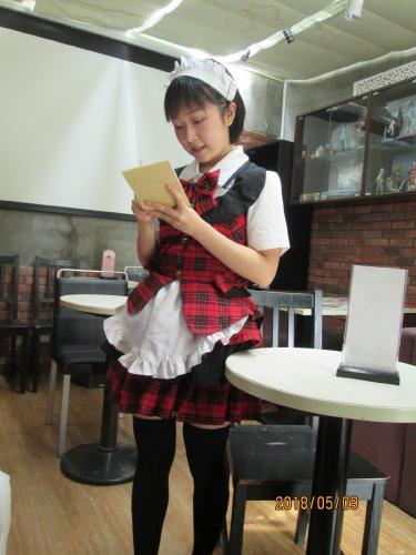 上海のメイドカフェ・初体験・自忠路店