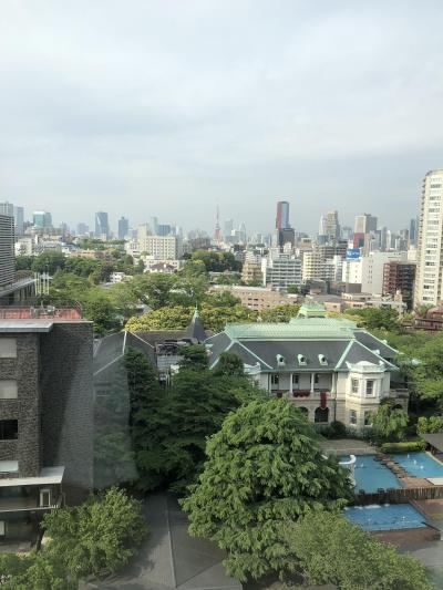 プラチナチャレンジ始めました  2滞在目 ザ・プリンスさくらタワー東京