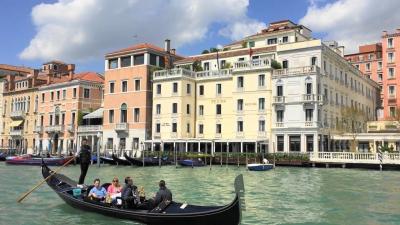 初めてのイタリア旅行