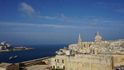 ハチミツ色の国 マルタ ーバレッタ編ー (MALTA_Valletta)