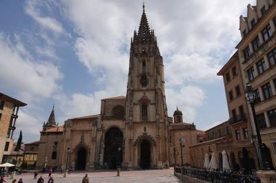スペイン旅行ー5:オビエド(スペイン北部の地方都市)