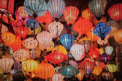 2018GW ベトナム旅行 ①ホイアンのランタン祭り