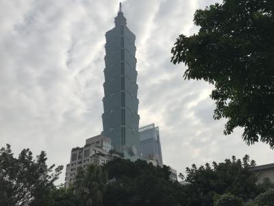 ドキドキワクワクの台湾ひとり旅