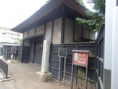 世田谷散策(東急世田谷線 宮の阪~松陰神社前)