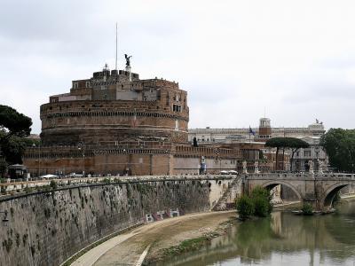 GWアブダビ・カイロ乗り継ぎでフィレンツェとローマへ♪(3)ローマ編【ウナホテルローマ】2018年5月