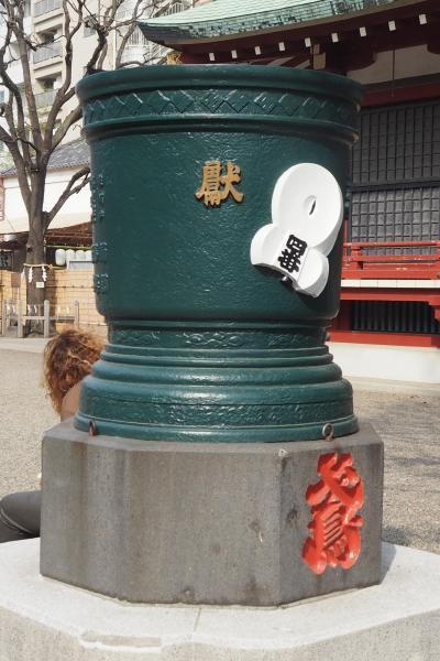 浅草神社 東京福めぐり⑤ 徳川家光公寄進の社殿が現存しています! 被冠稲荷神社・浅草富士浅間神社へも足を運んでみてね