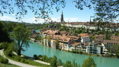 海外一人旅第15段はスイスの魅力に癒される旅 - 3日目(ベルン)