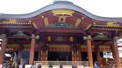 ANAの旅作利用で行く、東京2泊3日の旅【湯島天満宮参拝とその周辺散策編】