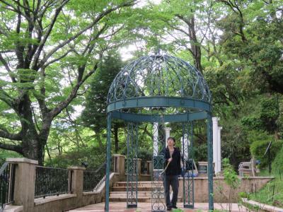 今年も箱根観光の旅を行う⑫箱根ガラスの森美術館・・その2