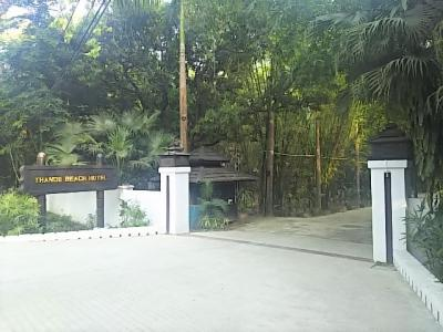 GW ミャンマー1人旅 ガパリでの4日間