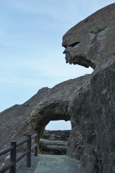 GWも混雑回避☆紀伊半島斜め縦断で岩と水を見る旅3泊4日 〈第3日目・鬼ヶ城〉