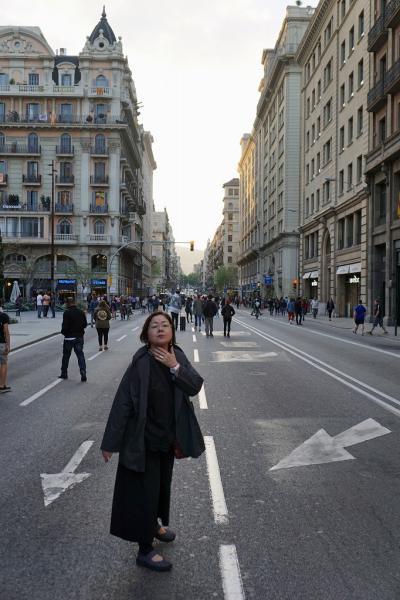 復讐と再挑戦。リベンジ・スペイン(11)ピカソ美術館とサン・ジュセップ市場とホテル・エスパーニャのフォンダ・エスパーニャでテイスティングメニュー。