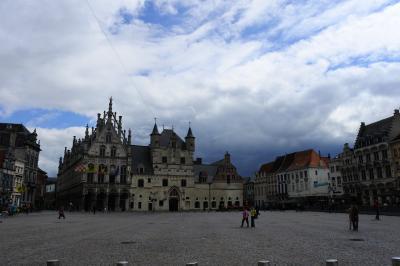Mechelen~中世の名残を楽しむ~
