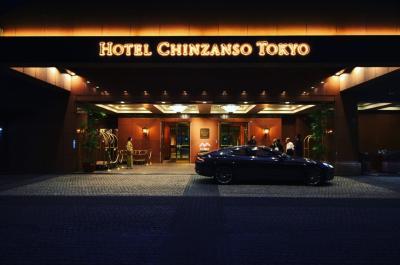 ホテル椿山荘東京 宿泊記