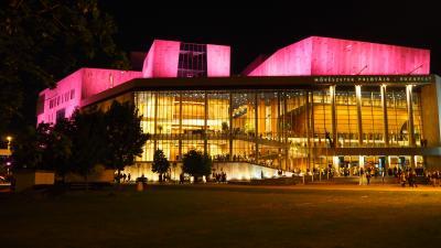 2018GWなのに夏休みのようだったハンガリー&オーストリア旅行(その1)ブダペスト、ベラ・バルトーク国立ホールへ