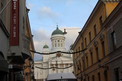 「デザインの街」フィンランド(アイスランドからのトランジットでつかの間の市内観光)