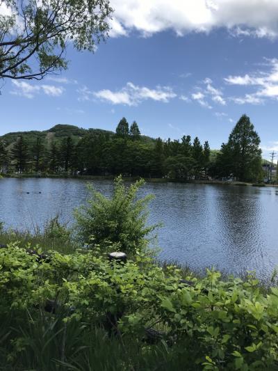 2018年 5月 軽井沢