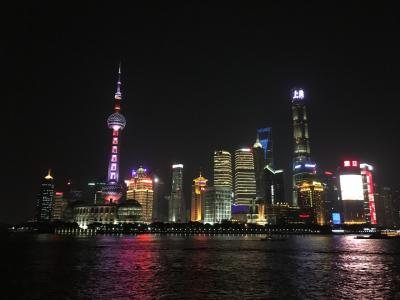 2018.05 上海① GWはJAL特典航空券で上海へ