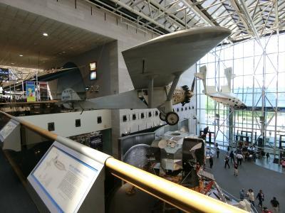 2018年 GW ニューヨーク(14) ワシントン1日観光(2) アーリントン墓地・航空宇宙博物館