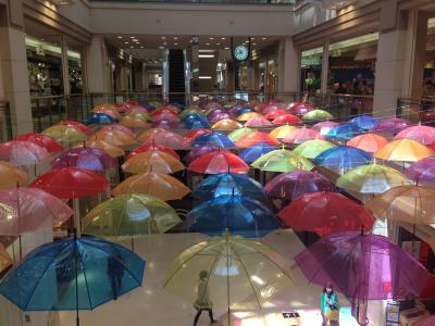 秋田の梅雨は、七月