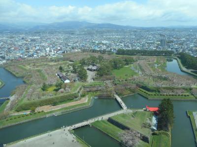 函館1泊旅行
